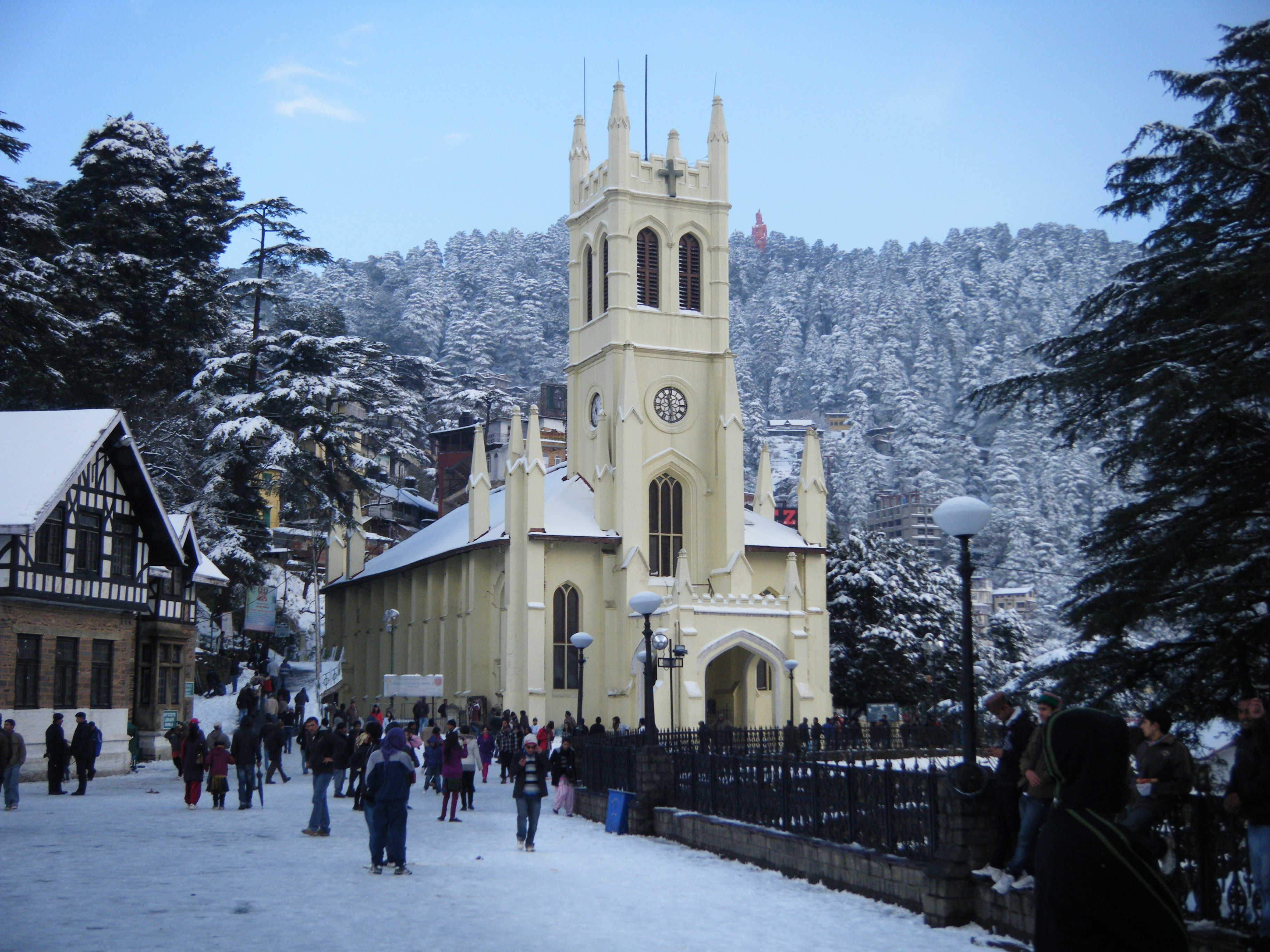 Best Himachal Pradesh Shimla Luxury & Cheapest Tour Packages
